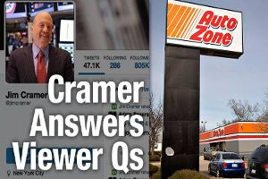 Jim Cramer Likes AutoZone, Kraft Heinz, Avoids Housing Stocks