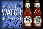 What to Watch Thursday: Kraft Heinz's First Earnings Since Merger