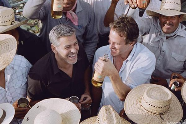 George Clooney's Casamigos Bought In Billion Dollar Deal