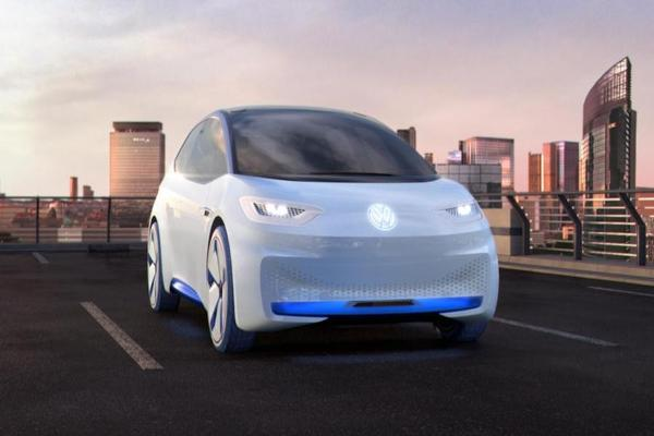 Volkswagen Just Unveiled a Concept Car You Can Control From Your Smartphone