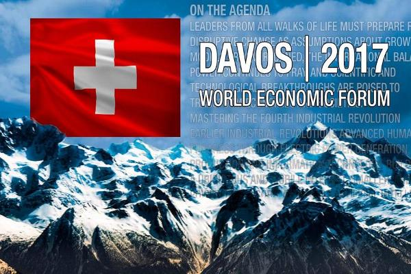 The Latest Swanky Davos Economic Party Is Here - Everything You Must Know