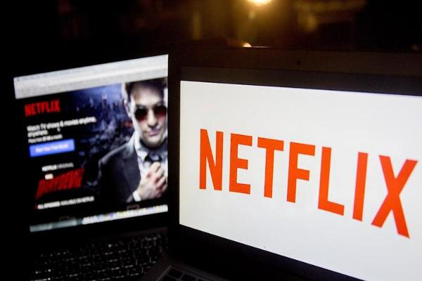 Netflix Shares Surge on Subscriber Growth