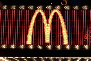 McDonald's Estimates Cut After Sales Hit by Old Man Winter