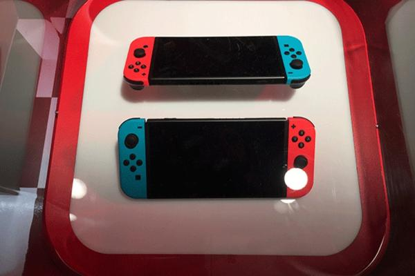 Here's a First Look at the New Nintendo Switch