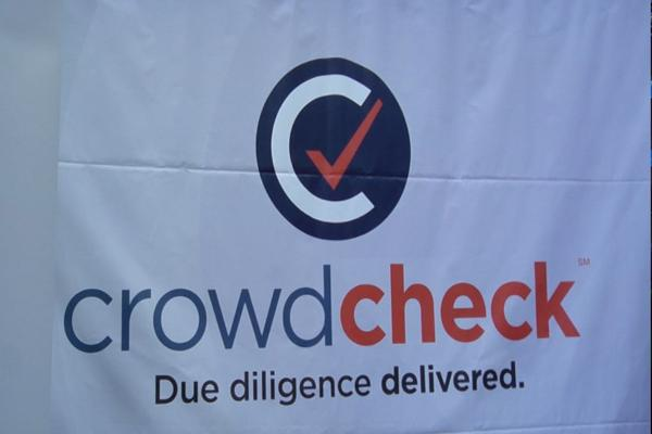 CrowdCheck Delivers Crowdfunding Seal Of Approval