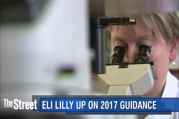 Eli Lilly Surges After 2017 Guidance Beats Street Forecast