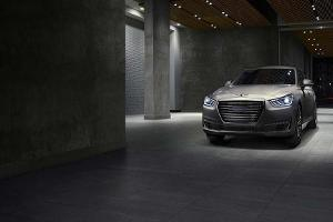Genesis G90 Rolls Into Manhattan, the Luxury Sedan Hits Showrooms This Fall