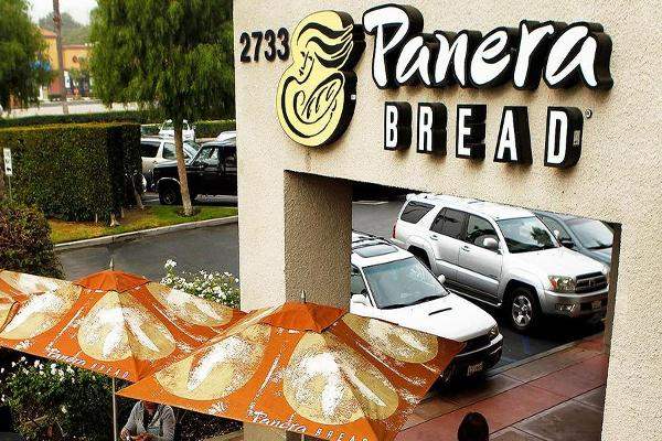 Panera Bread Tops Fancier Chains in Satisfaction Survey