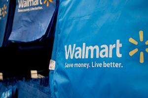 Midday Report: Walmart, Cisco Drag Dow Lower; Alibaba Rallies on Sales Gains