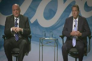 Ford Executive Chairman Bill Ford Jr. Tout's New CEO Jim Hackett's Leadership Abilities