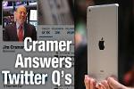 Cramer: Let Others Sell Apple While You Hold It, Wait on Facebook