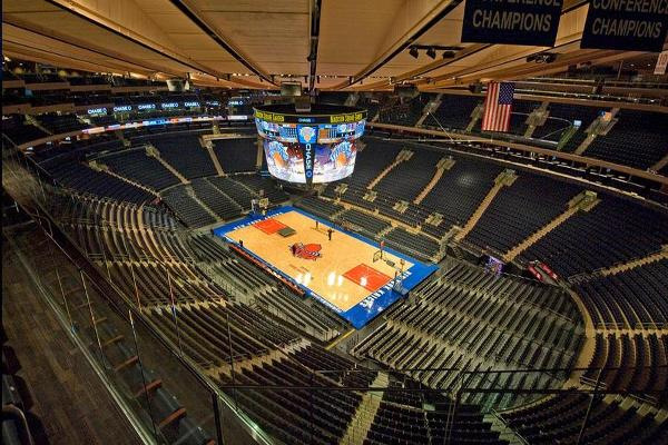 J.P Morgan Gives Madison Square Garden Stock An 'Overweight' Rating