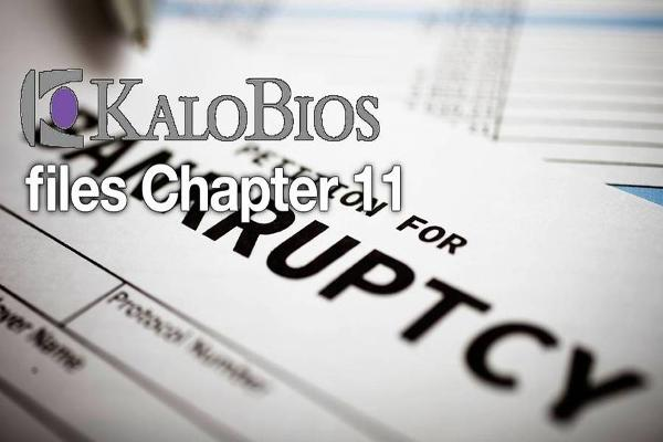 KaloBios Looks to Restructure While Under Court Protection in Delaware