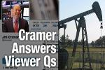 Jim Cramer Says Sit Tight on MLPs, Own R.R. Donnelley For Long-Term