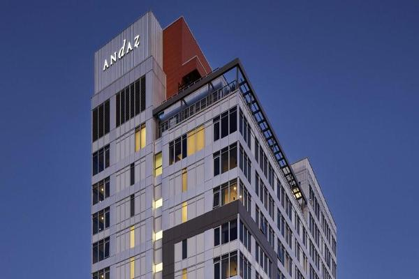 Hyatt's Boutique Hotel Chain Andaz Continues Its Expansion