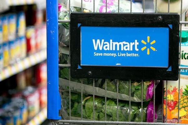 Stocks Fall as Investors Parse Earnings; Walmart Beats Estimates