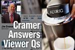 Jim Cramer Likes Keurig Coffee Deal, Says Buy Amazon, Hormel