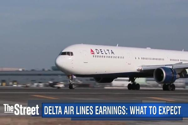 What to Watch Thursday: Delta Air Lines Earnings, Fed Speakers