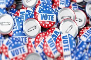 Markets Await Tuesday's Presidential Election