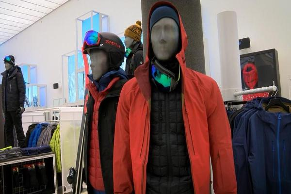 Inside the World's Biggest North Face Store