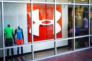 Jim Cramer on Under Armour: This Is the First Quarter Where Inventories Aren't in Trouble