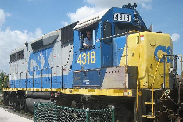 CSX Puts Up Strong Numbers But Jim Cramer Says Rails Are a Bit Played Out