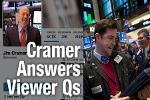 Jim Cramer on How to Play Defense in a Down Market Like Today