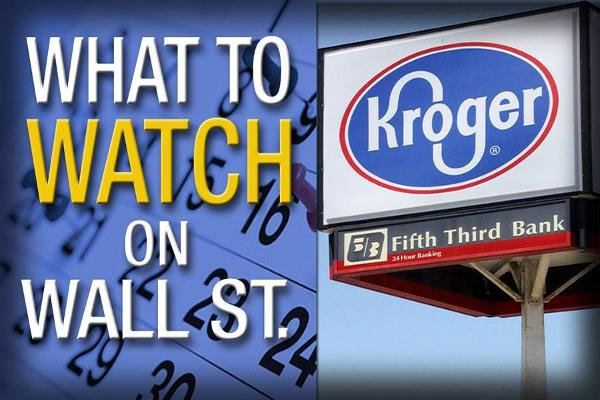 What's Ahead Thursday: Kroger Could Give an Update on M&A Plans