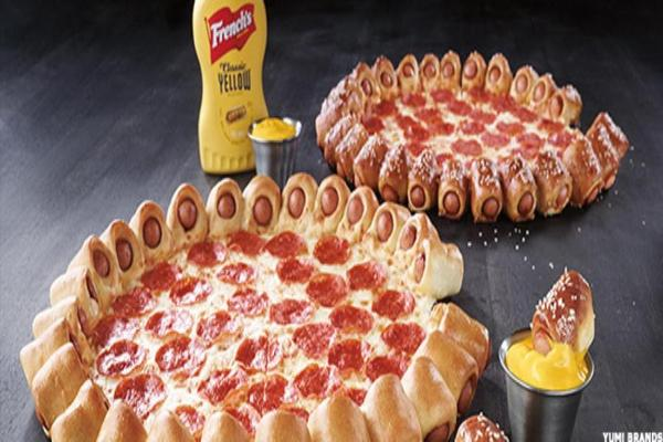 Happy National Pizza Day: Go Around the World in 5 Insane Pizza Hut Pizzas