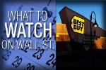 What to Watch in the Week Ahead: Best Buy Earnings, GDP