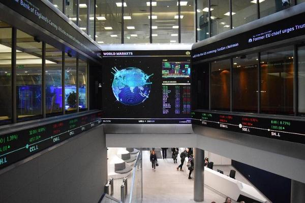 Global Financial News: Investors Focus on Britain's FTSE 100