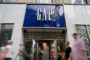 Midday Report: Gap Spikes on Old Navy Strength; U.S. Stocks Fall After Jobs Miss