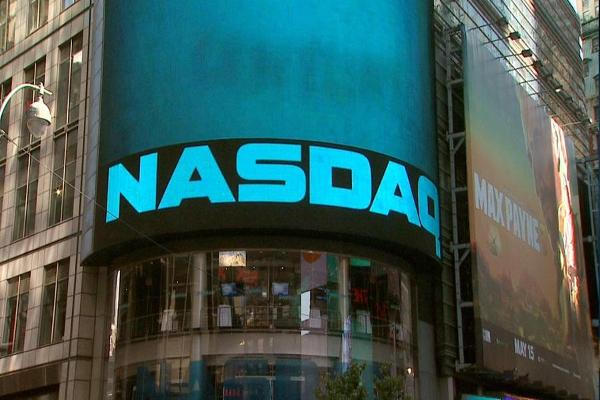 NASDAQ Looks to Bust More Records Today, Dow Hovers Near All-time High