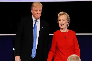 Who Would Be Best For Markets? Trump-Clinton Debate Countdown