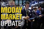 Midday Report: U.S. Stocks, Crude Slide; Halliburton Swings to Loss