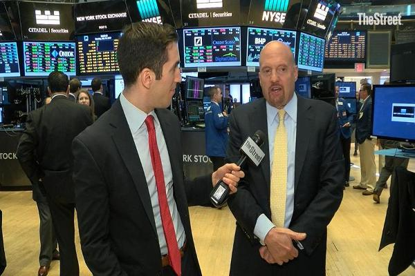 Jim Cramer on Procter & Gamble, Amazon, Blue Apron, Tesla, Apple, BNY Mellon, Netflix, Bank of America and Goldman Sachs