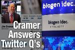 Cramer: Biogen's Horseman May Have Fallen Off, I Like Others More