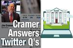 Jim Cramer Says Bank Stocks Hit Bottom, Likes United Health