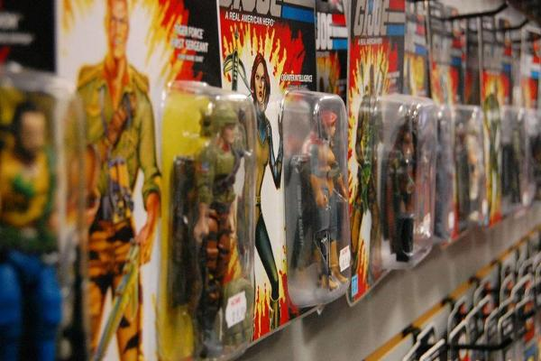 Toys Based on Popular Movies Are Big Business