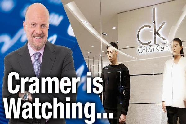 Jim Cramer Is Keeping an Eye on Earnings From PVH on Wednesday