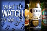 What to Watch Wednesday: Constellation Brands May Quench Your Thirst