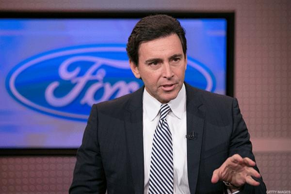 Ford Ousts Mark Fields