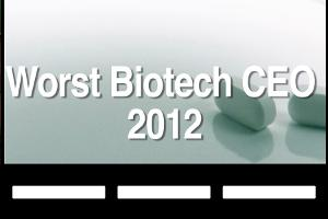 The Next Big Thing in Biotech: Worst CEO Candidates