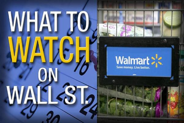 What to Watch in the Week Ahead: Can Walmart Surpass Expectations?