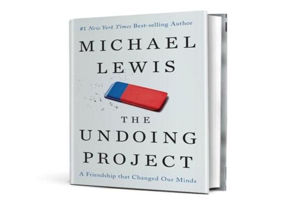 Michael Lewis on the Psychology of Investing and 'The Undoing Project'