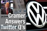 Jim Cramer Says Buy VW Tuesday, Kinder Morgan Dividend Is Safe