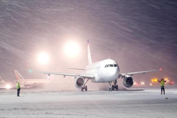 Surprise — Your Flight For Today Has Most Likely Been Cancelled