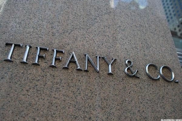 Tiffany Shares Rise on Quarterly Results and Outlook