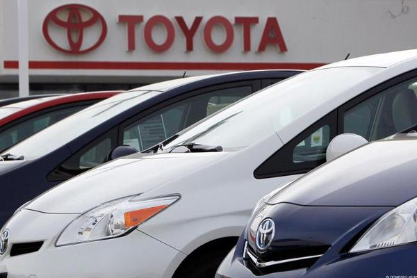 Toyota Says It Will Meet Its 2.5 Million Sales Target For the U.S. This Year
