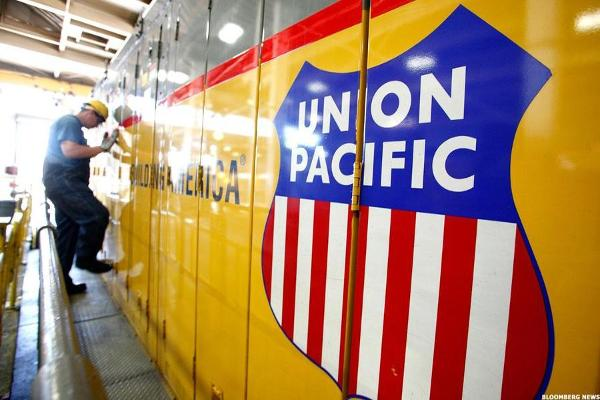 Jim Cramer: Union Pacific Is Positive on NAFTA Talks